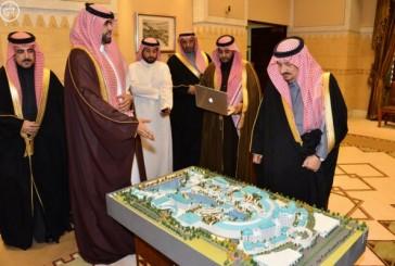 مشروع تجاري ضخم في الرياض بقيمة 33 مليار ريال