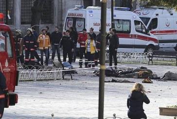 مقتل 10 أشخاص وإصابة 20 في انفجار إسطنبول