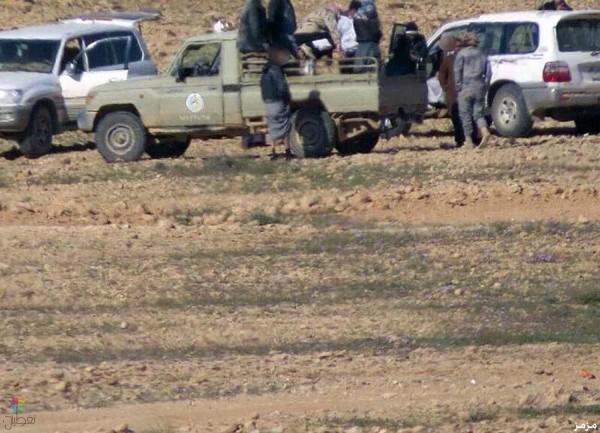 """حرس الحدود: ضبط متسلل للكويت..وإيقاف أكثر من 165 شخصاً مخالفاً بحث عن""""الكمأة"""" بحفر الباطن"""