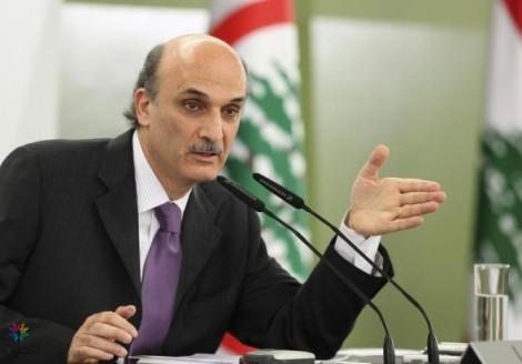 جعجع يعلن تأييد ترشيح ميشال عون لرئاسة لبنان