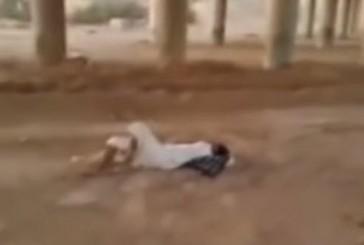 ضبط مصور الوافد الذي سقط من أحد جسور عنيزة