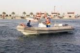 حرس حدود الشرقية يحذر الصيادين والمتنزهين من التقلبات الجوية