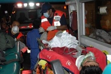 وفاة مقيمان وإصابة ثالث نتيجة انفجار صهريج بالدمام