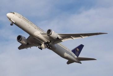 طائرة الخطوط السعودية المتجهة إلى المغرب تهبط اضطرارياً في القاهرة لوفاة أحد ركابها
