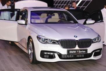 إطلاق BMW الفئة السابعة الجديدة كلياً في المملكة