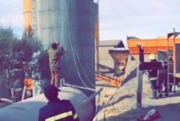 سقوط أربعة اشخاص من العمالة الوافدة في خزان بطبرجل