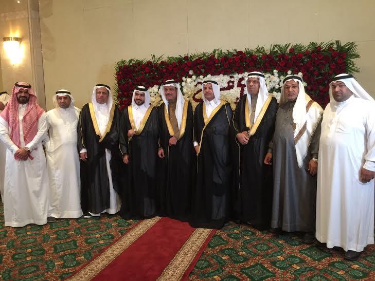 أفراح الخنجي والحداد في ماريوت دوحة قطر