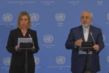 مسؤول أميركي:دخول الإتفاق حول النووي الإيراني حيز التنفيذ..والإتحاد الأوروبي يعلن رفع العقوبات