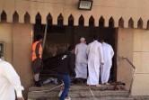 هجوم إرهابي على مسجد بالأحساء