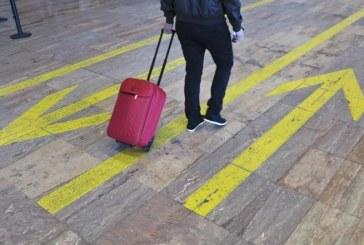 حقائب سفر ذكية.. لا تضيع وتتبعك أينما ذهبت