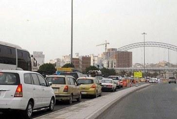 «إمارة مكة»: إغلاق جسر الأمير فواز 11 شهر اً لتنفيذ أعمال التوسعة