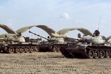 الجيش الوطني اليمني ينجح في قطع خطوط إمداد الحوثيين