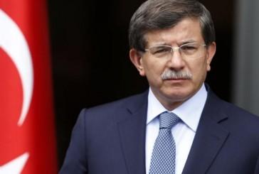 رئيس وزراء تركيا «أوغلو» يزور المملكة.. الجمعة المقبل