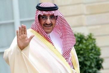 محمد بن نايف: ما حفل به هذا العام نتاج تجربة رائدة في الحكم تذكيها همة قائد قوي