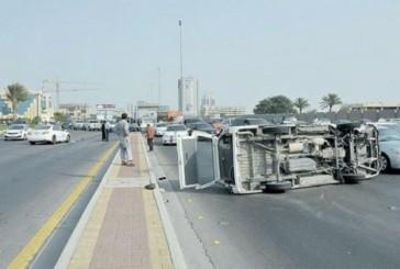 تغليظ العقوبات على مخالفي أنظمة المرور.. مقترح أمام ولي العهد