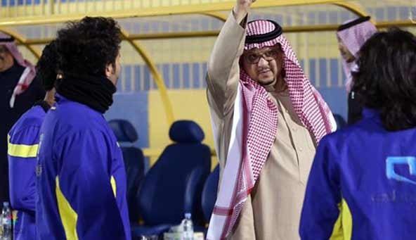 فيصل بن تركي: لن أترك النصر بعد عودته لمكانه الطبيعي