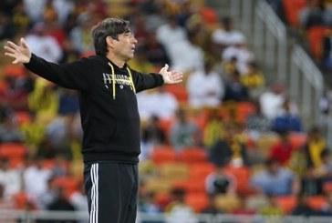 بيتوركا يطالب لاعبي الاتحاد بتصحيح الأخطاء قبل مواجهة الهلال