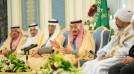 خادم الحرمين :نحن نقف مع العرب والمسلمين للحفاظ على أنظمتها كما ارتضت شعوبهم