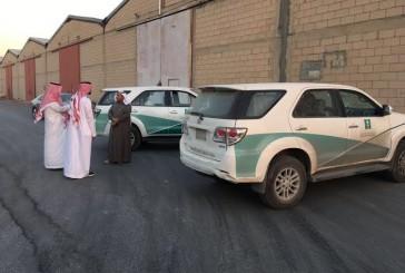 """""""التجارة"""": ضبط حالة غش تجاري يقود لكشف تستر مؤسسة بيع قطع غيار سيارات في الرياض"""