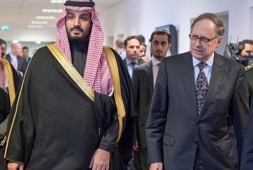 ولي ولي العهد يترأس وفد المملكة في اجتماع دول التحالف الدولي لمحاربة داعش