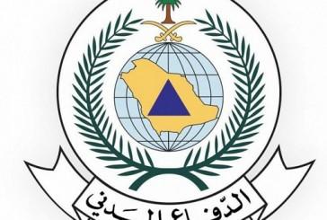 وفاة مقيم وإصابتين بظهران الجنوب جراء سقوط مقذوفات من الأراضي اليمنية