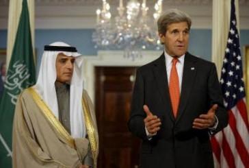 الجبير: واشنطن رحبت بعرض السعودية إرسال قوات إلى سوريا