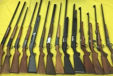 ضبط كميات من الأسلحة النارية والذخائر الحية المعدة للبيع ببريدة