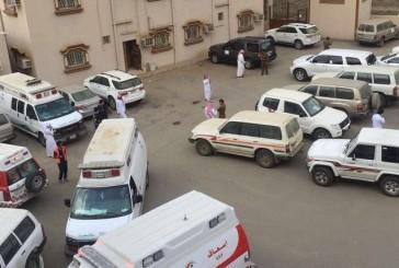 مقتل ستة أشخاص وإصابة آخرين إثر اقتحام مسلح لمكتب تعليم الداير