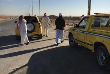 """إزالة 42 مسلخاً وضبط 46 عاملاً مخالفاً في """"روضة الرياض"""""""
