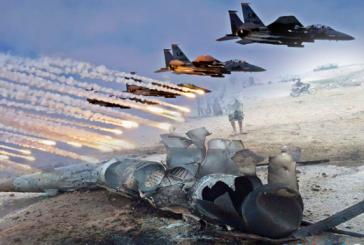تدمير مضادات طائرات تابعة للميليشيات قبالة الحدود السعودية
