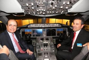 الخطوط السعودية تستلم (4) طائرات دريملاينر و B777-300