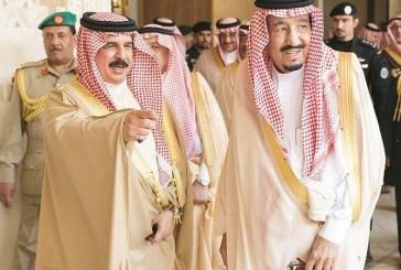 خادم الحرمين يوجه الدعوة لملك البحرين لحضور حفل «الجنادرية 30»