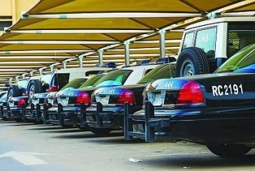 دوريات أمن الرياض تضبط مطلوبا في قضية قتل بالعزيزية