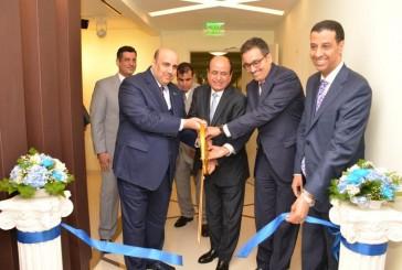 الخطوط السعودية تفتتح مكتبها الجديد في  لوس انجلوس