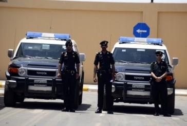 ضبط عصابة سرقة السيارات في الرياض