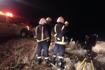 مدني جازان ينتشل جثة شخص وينقذ مصابين سقطت مركبتهم من مرتفع