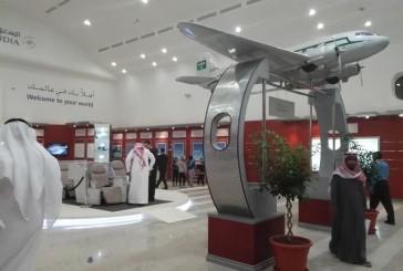 الخطوط السعودية تهدي زوار الجنادرية تذاكر مجانية وتمحنهم خصومات استثنائية