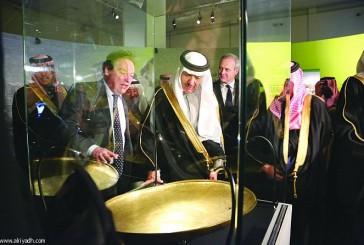 نقل 100 قطعة أثرية من متحف ألماني إلى مركز الملك عبدالعزيز التاريخي