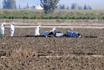 تحطم طائرة أمريكية بدون طيار في جنوب تركيا .. كانت تستخدم في العمليات ضد داعش