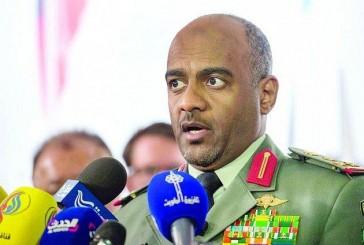 عسيري: العثور على أجهزة اتصالات وتشفير بين مواد إغاثة متجهة إلى اليمن