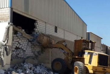 جدة : إحباط تعديات على أراضٍ حكومية مساحتها أكثر من مليون متر