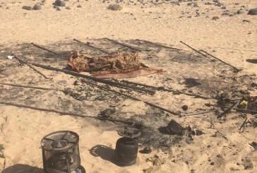 وفاة طفلين إثر حريق في خيمة بالعيساوية