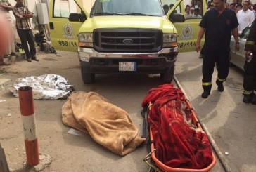 حريق يودي بحياة عائلة من خمسة أشخاص في جدة