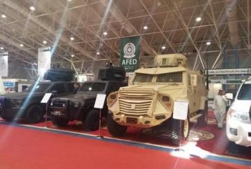 """إطلاق اسم """"سلمان الحزم"""" على مدرعة سعودية بمعرض القوات المسلحة"""