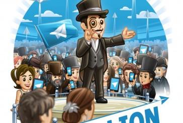 تيليجرام تعلن عن أكثر من 100 مليون مستخدم نشط لخدمتها
