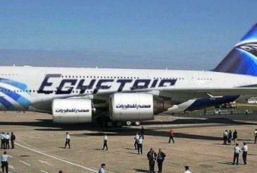تفاصيل أول مكالمة هاتفية من قائد الطائرة المصرية بعد تحرير الرهائن