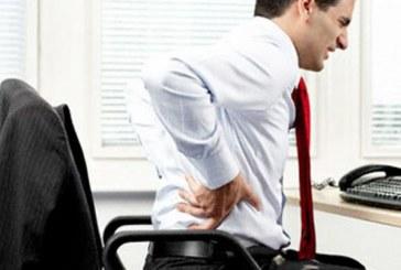 احذر الجلوس لفترات طويلة أثناء العمل