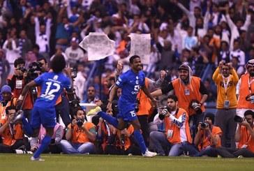 مكاني تطرح تذاكر مباراة الهلال والنصر