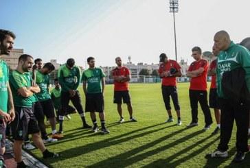كيال يطالب لاعبي الأهلي بالفوز على الشباب