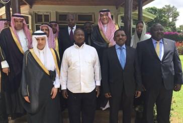 الرئيس الأوغندي يستقبل وزير الخارجية
